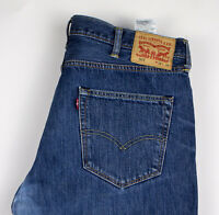Levi's Strauss & Co Hommes 501 Jeans Jambe Droite Taille W38 L34 AKZ568