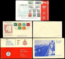 Military, War Indian Stamps