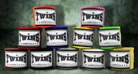 Genuine Twins Special CH-5 Hand Wraps New Logo Check out the colors !!!