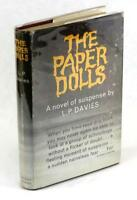 L P Davies First Edition 1964 The Paper Dolls Supernatural Fiction Hardcover DJ