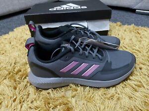 BNIB Womens Adidas Runfalcon 2.0 TR Trail Running Shoes Size 7 EU 40 2/3