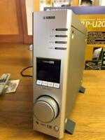Yamaha Multimedia Amplifiers Rp-U200 12W 5ch Silver 5.1CH w/ Box Tested Used