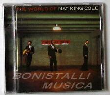 NAT KING COLE  - THE WORLD OF - CD Sigillato
