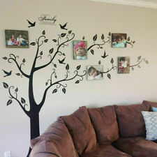 Removable Family Tree Wall Decals Mural Sticker DIY Decor LZ. Art-Vinyl N6F4