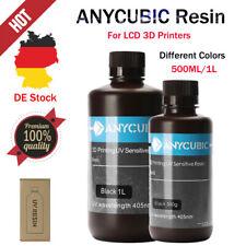 Nueva Resina ANYCUBIC Multicolor Estabilidad UV 405nm para Impresoras 3D LCD DLP