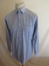 Chemise vintage Burberry Bleu Taille 38