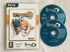 Worms 3D-Windows PC-SOLDOUT-CD-ROM