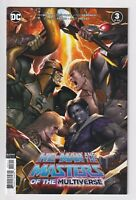 HE-MAN & THE MASTERS OF THE MULTIVERSE #3 DC comics NM 2020