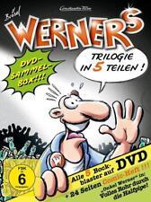 Werner - Sammelbox  [5 DVDs] (2012)