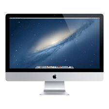 """Apple iMac 27"""" 2013 ME089LL/A i7-4771 Quad 3.5GHz 32GB 3TB GeForce GTX780M 4GB"""