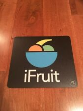 Grand Theft Auto V iFruit Mouse Pad Limited Edition Rare New GTA