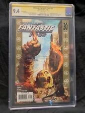 ULTIMATE FANTASTIC FOUR #30 CGC 9.4 ZOMBIE VARIANT SIGNED BY ARTHUR SUYDAM