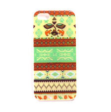 Aztec Tribal Pattern Hard Case For iPhone 5 - Design 3