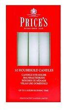 I prezzi 10 CANDELE fino a 5 ore tempo di combustione 2cm diametro candela per uso domestico