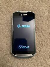 Zebra Tc56Mobile Handheld Computer Android Phone Unlocked (Read Description)