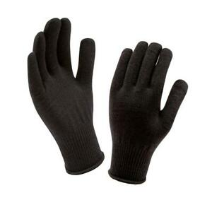 Seal Skinz Solo Merino Glove One Size  Black One Size Black  Gloves & Mitts
