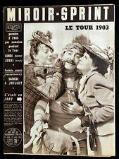 Miroir Sprint du 6/07/1953; Courverture du 1er Tour de France en 1903