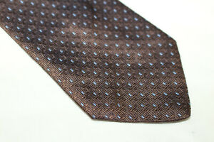 EGON FURSTENBERG Silk tie Made in Italy F16612