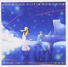 Your Lie In April - Original Song & (Original Soundtrack) [New CD] Ltd Ed, Japan
