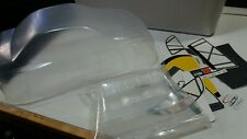 1/18 very rare Rc18r SUBARU BODYSHELL WING AND DECALS