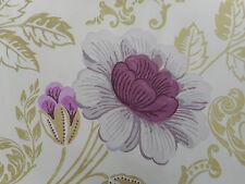 Designers Guild Fabric 'AMALIENBORG' Amethyst 3 METRES (300cm) - 100% Cotton