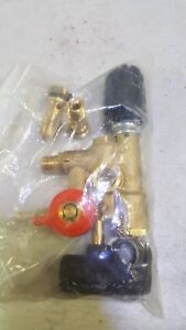 General Pump Control Set W2 Integrated Unloader valve with soap Injector R19399