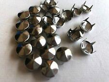 CJ55  50 oder 100 Stück Kegelnieten 10mm ,Ziernieten,Rundnieten