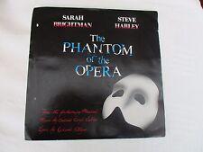 Sarah Brightman & Steve Harley - The Phantom of the Opera - Polydor POSP 800