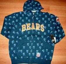 Chicago Bears Hoodie XL Hooded Sweatshirt Urban Style NFL