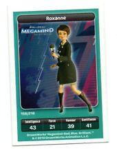 Carte Carrefour Dreamworks n° 158/216 - ROXANNE - Megamind
