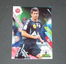 WEBER STADE REIMS AUGUSTE-DELAUNE FOOTBALL ADRENALYN CARD PANINI 2014-2015