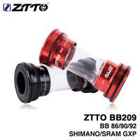 ZTTO BB209 BB92 Bottom Bracket MTB bike 24mm Crankset SRAM GXP 22mm Chainset