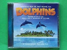 Dolphins, Original Imax Film Soundtrack, CD, 2000, Pangaea, Sting, Steve Wood