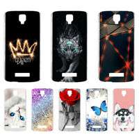 Case For ZTE Blade L5 ZTE BLADE L5 Plus Cover Painted Phone Cover For ZTE L5