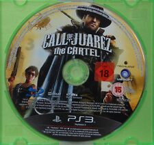 CALL OF JUAREZ THE CARTEL - PLAYSTATION 3 - PAL EUROPA - SOLO BLU RAY