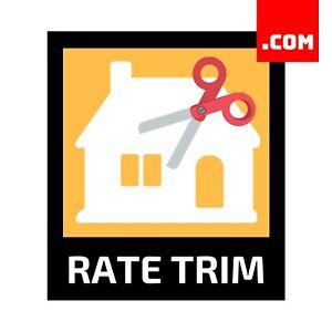 RateTrim.com - 2 Word Domain - Short Domain Name - Catchy Name .COM Dynadot