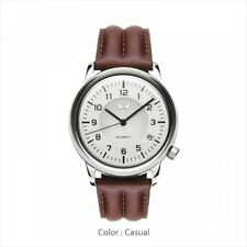 Honda Mechanical Watch Casual Brown NEW from JAPAN