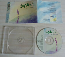 CD MAXI 3 TITRES GENESIS NO SON OF MINE 1991 LIVING FOREVER INVISIBLE TOUCH LIVE