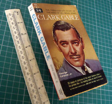 1961 Clark Gable Life Story in Words & Pictures. Pyramid USA Vintage Paperback