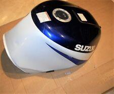 SERBATOIO BENZINA SUZUKI GSX-R 600 750 1000 2001 FUEL TANK GASOLINE DANNEGGIATO