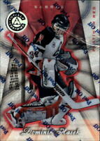 1997-98 Pinnacle Totally Certified Platinum Red Pick Your Player Cheap Shipping