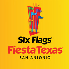 SIX FLAGS FIESTA TEXAS Adult Ticket, One day Admission, see terms in listing
