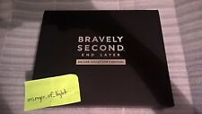 Bravely Second: End Layer Deluxe Collector's Edition EUROPE PAL region NEW