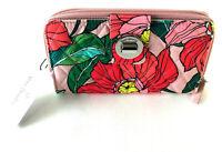 NWT! - Vera Bradley RFID TURNLOCK WALLET in Vintage Floral