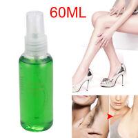 60ml Pre Hair Removal Wax Treatment Spray Liquid Waxing Sprayer Essence Liquid