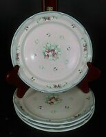 International China Strawberry Lane 9013 Salad Plates Set of 4