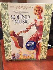 The Sound of Music 40th Anniversary Special Ed Gift Set DVD,CD,Book(1965)MfgSeal