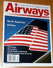 Airways 1999 December North American,EVA Airways,VLM