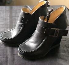Nine West Vintage America Collection Wedge Heels Size 6 1/2 Medium