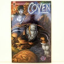The COVEN #1 Dynamic Forces Exclusive Chrome Edition 1999 Near Mint Comic